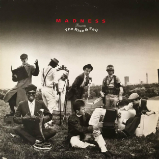 Madness - The Rise And Fall (LP) (EX-/G++)